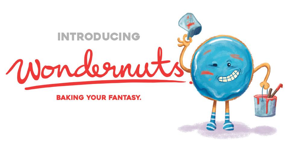 Introducing Wondernuts, baking your fantasy